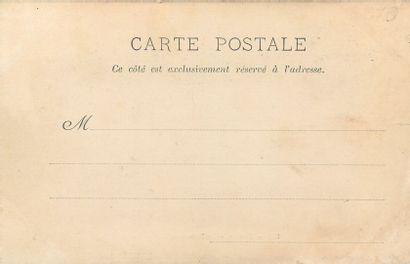"""1 CARTE POSTALE METIER : Sélection Toulon. """"212 - Toulon - Le Rémouleur."""" A.Couturier,..."""