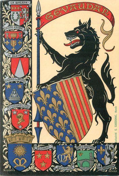 110 CARTES POSTALES FRANCE : Cartes Postales...