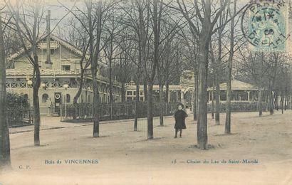 46 CARTES POSTALES VAL DE MARNE : Villes,...