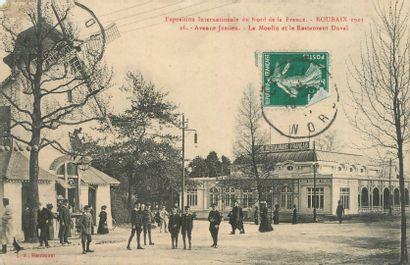 """15 CARTES POSTALES EXPOSITIONS : Petite Sélection. Dont"""" Exposition Universelle..."""