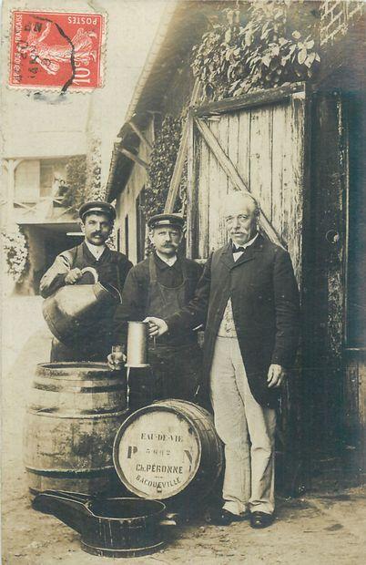 1 CARTE PHOTO ALCOOL : Sélection - Seine...