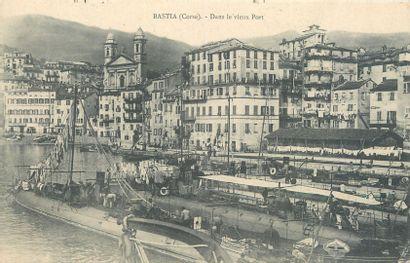"""6 CARTES POSTALES CORSE : Petite Sélection. """"Bocognano-Le Bandit Bellacoscia, Bandit..."""