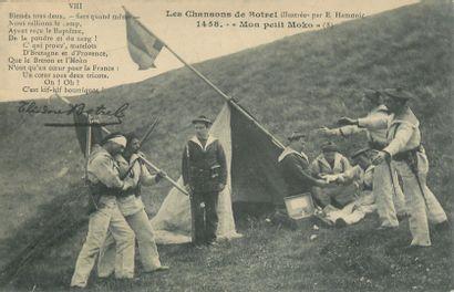 """26 CARTES POSTALES BOTREL : Dont"""" Jeune Homme de Quimper, 9cp-Mon Petit Moko (de..."""