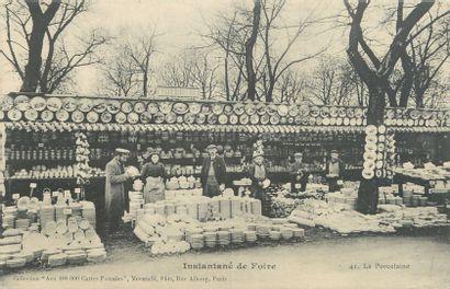 48 CARTES POSTALES PARIS : Divers Arrondissements....