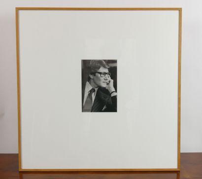 LAMY François (né 1945) d'après  Portrait...