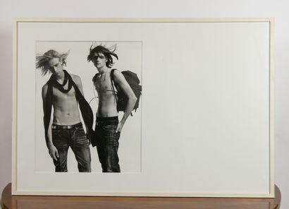 Deux photographies de Robert Boyd Holdbrook...