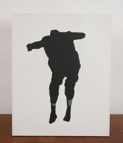 Angus FAIRHURST (1966-2008)  Man abandoned...