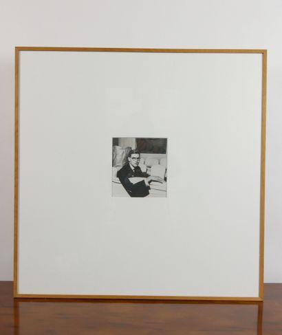 OSTIER André (1906-1994) d'après,  Yves...