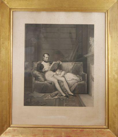 Carl Van STEUBEN, d'après  Napoléon et son...