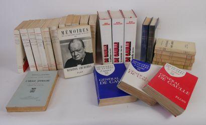 26 livres autour de l'Histoire après la Seconde...