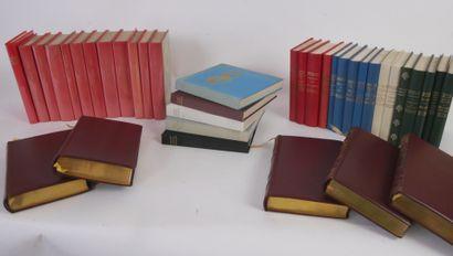 Lot de livres autour du Théâtre, de l'Histoire...