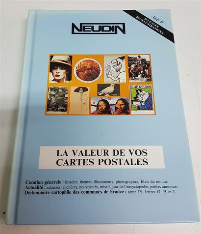 2 NEUDIN : 1983-Dédicacé et 1996-Dédicacé. Bel état.