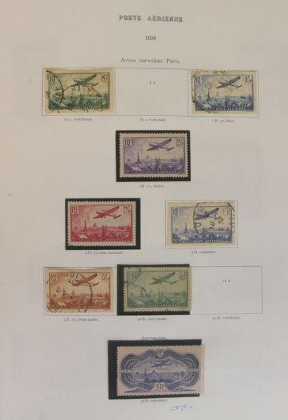 7 Albums Y&T 1849 à nos jours dont Cérès, Empire Francs et Français, Sage + SM dont...