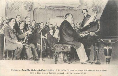 1 CARTE POSTALE MUSICIEN : Sélection.