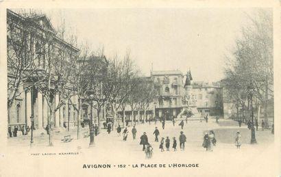 60 CARTES POSTALES VAUCLUSE : Majorité Villes,...