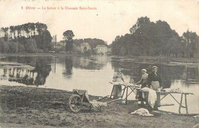 1 CARTE POSTALE METIER : Sélection Loiret....