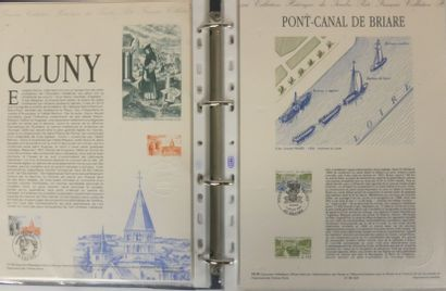 °.15 Volumes Documents Philatéliques de la Poste jusqu'à 2016.    Expert : Louis-Edouard...