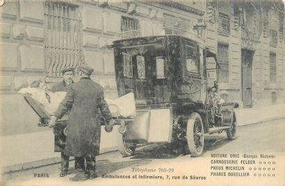 49 CARTES POSTALES PARIS & REGION PARISIENNE...