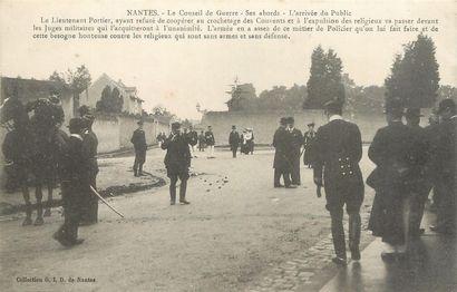 39 CARTES POSTALES LOIRE ATLANTIQUE : Villes,...