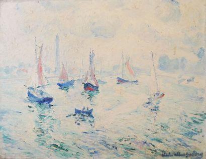 Charles Albert GUELDRY (1884-1973) :  Les...