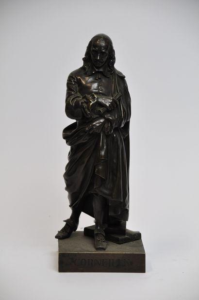 Etienne MELINGUE (1808-1875)  Sculpture en...