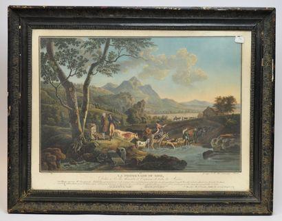 Jean-Louis DEMARNE (1752-1829) D'après  «...