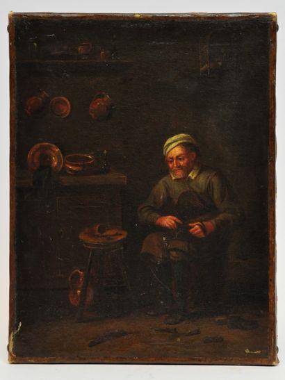Ecole Flamande du 18e siècle, suiveur de...