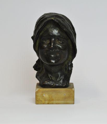 Constantin MEUNIER (1831-1905) Dans le goût...