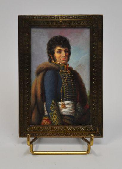 D'après François Pascal Simon Gérard  Portrait...