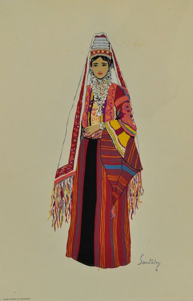 Susan SOUTHBY. Ecole du Moyen-Orient du XXème...