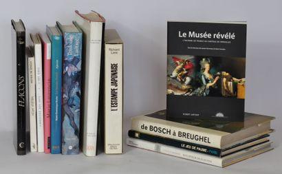 Lot de livres d'histoire de l'art comprenant:...