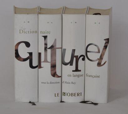 Le Dictionnaire culturel en langue française...
