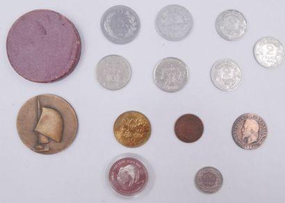 Monnaies et Médailles. France et Etrangers....