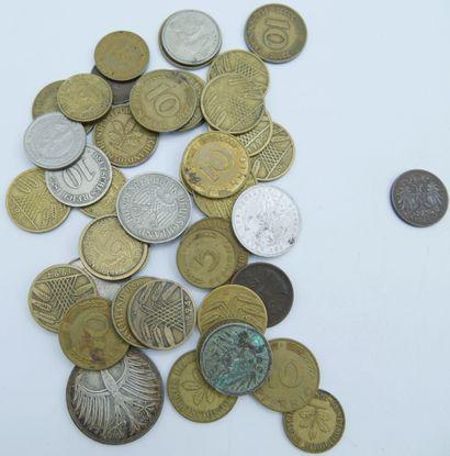 Monnaies Europe (134). Diverses Epoques et...