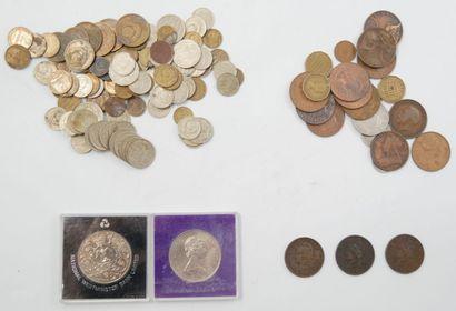 Monnaies Etrangères. Diverses Epoques.  CCCP (119) : 1 Kopek-28, 2 Kopek-16, 3 Kopek-3,...