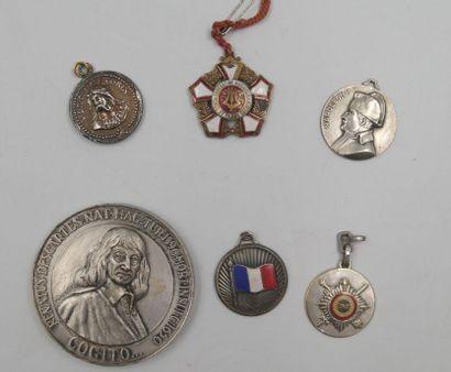 Médailles, Décorations et Divers.  Médaille...