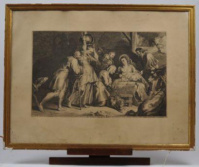 Pierre-Paul RUBENS (1577 - 1640), d'après...