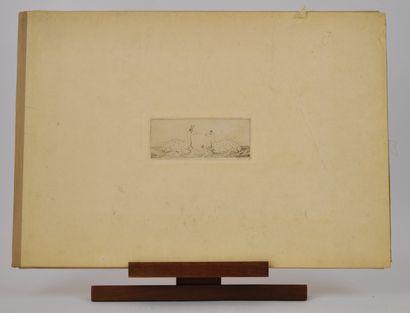 Joseph HECHT (1891-1951)  «l'Arche de Noé»...
