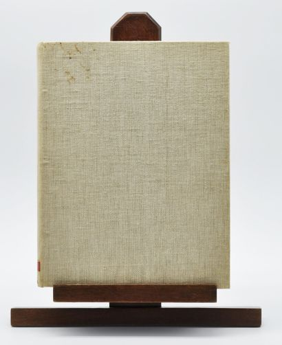 Livre d'or de Mme Jalbert propriétaire de...
