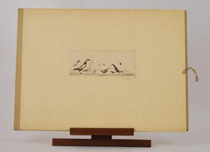 Joseph HECHT (1891-1951)  «Atlas»  Poème...