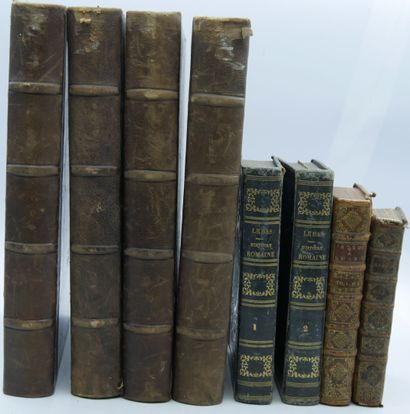 [HISTOIRE]. Ensemble de 8 Volumes.  Ambassade...