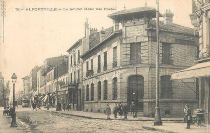 336 CARTES POSTALES VAL DE MARNE : Villes,...
