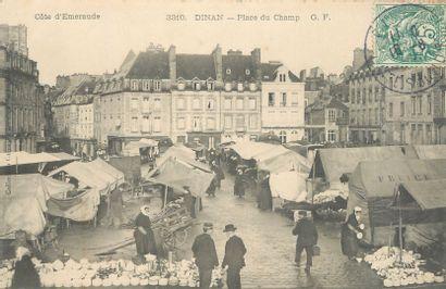 37 CARTES POSTALES COTES D'ARMOR : Villes,...