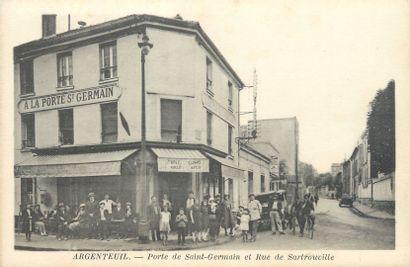 173 CARTES POSTALES VAL D'OISE : Villes,...