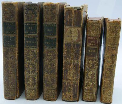 [LITTERATURE]. Ensemble de 6 Volumes.  Regnard....