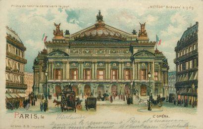 254 CARTES POSTALES PARIS : Tous Arrondissements...