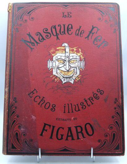 [HUMOUR-CARICATURES].  Le Masque de Fer -...