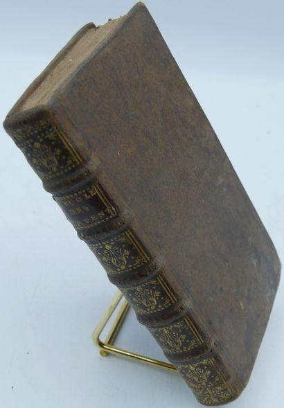 [MATHEMATIQUE]. Ensemble de 3 Volumes.  L'Arithmétique du Sr Barreme ou le Livre...