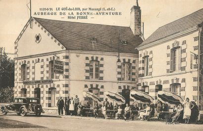 21 CARTES POSTALES LOIR & CHER : Villes,...