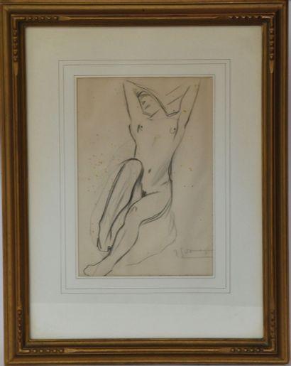 Jean-Gabriel DOMERGUE (1889-1962)  Jeune...